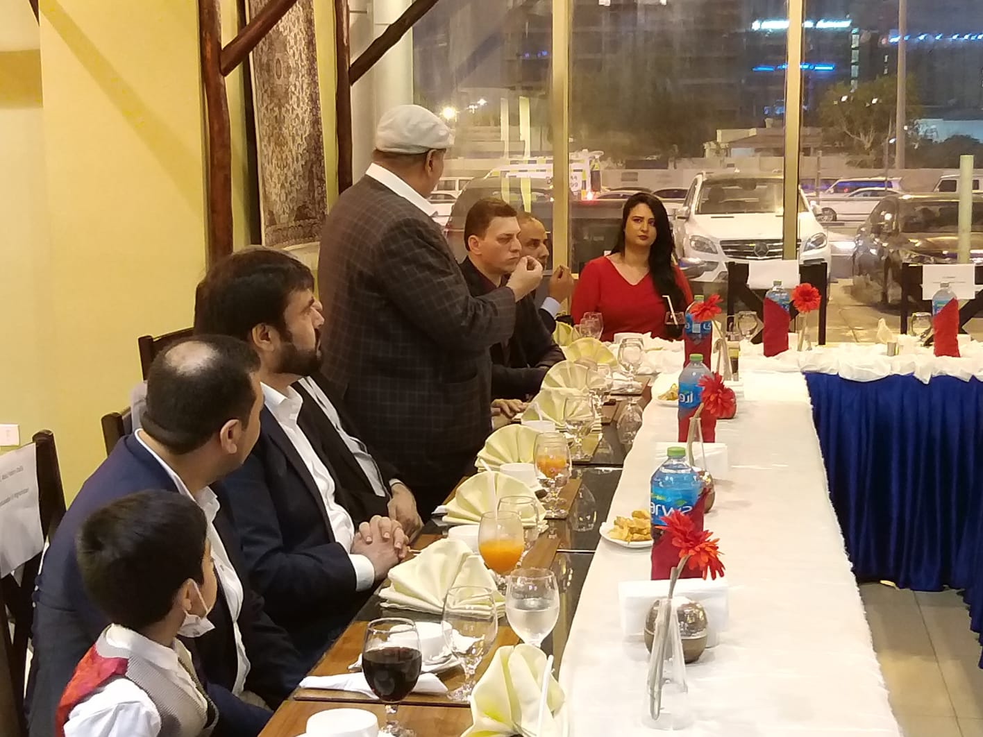 Pakistani Community in Qatar Hosts Farewell Dinner for Outgoing Envoys of Iran and Dominican Republic