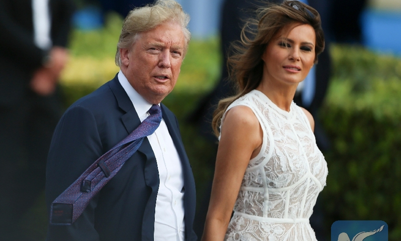 US President Donald Trump and Spouse Test Positive for Covid-19, Over 205,666 Deaths & 7.1m Cases Registered In US