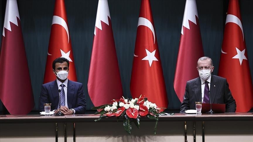 Turkey, Qatar Ink 10 New Deals