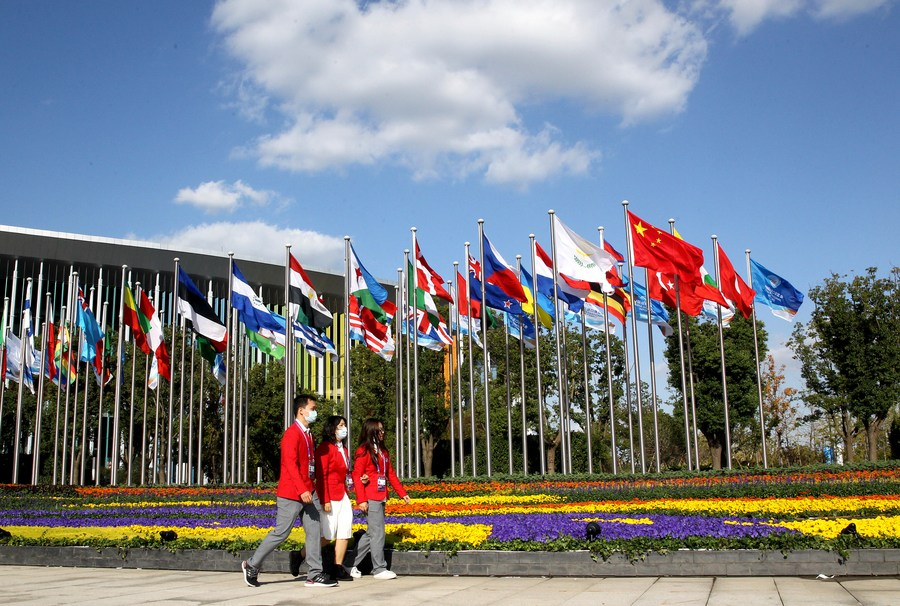 Over 2,600 Companies From World-wide Participating In 3rd China Int'l Import Exhibition