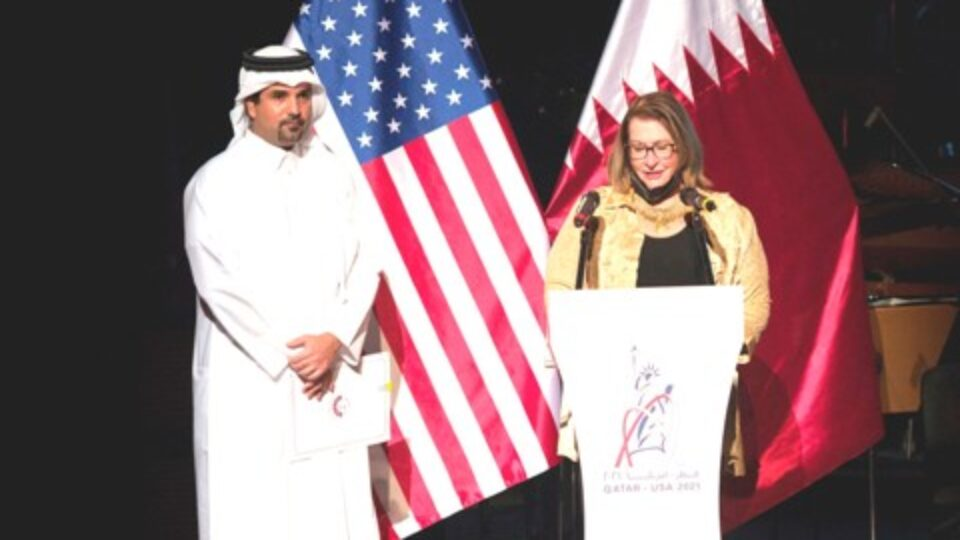 Qatar-USA 2021 Year Of Culture Kicks Off