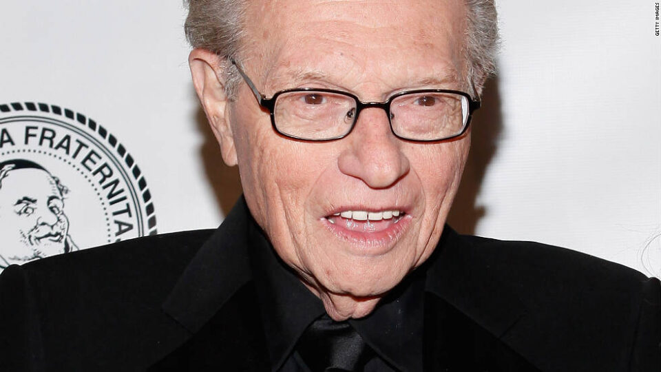 TV Talk Show Legend Larry King Dies Age 87