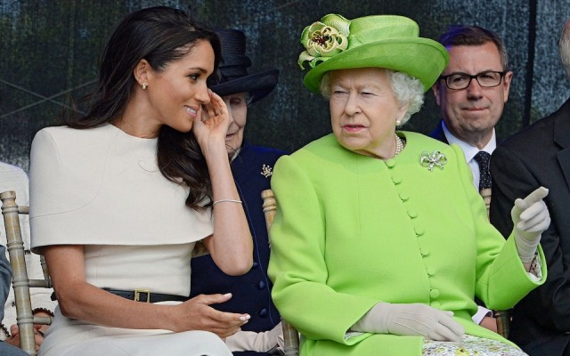 Racism Drove Us From the Royal Family, Meghan Tells Oprah Winfrey Interview