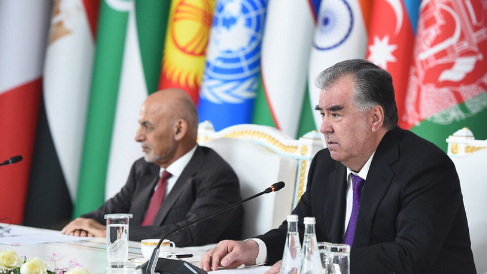Heart of Asia Members Hail Efforts For Afghan Peace