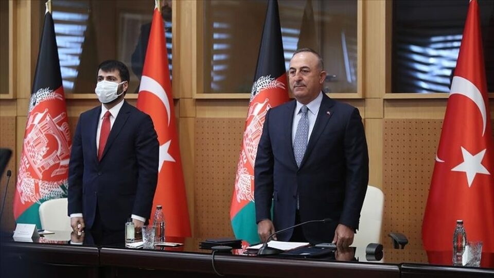 Turk-Afghan Celebrates 100 Th Diplomatic Anniversary 01 March 2021