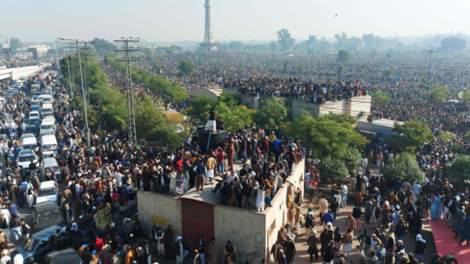 Pakistan Riots : PM Signs Proposal To Ban TLP Under Anti-Terrorism Law, What Does The TLP Want?