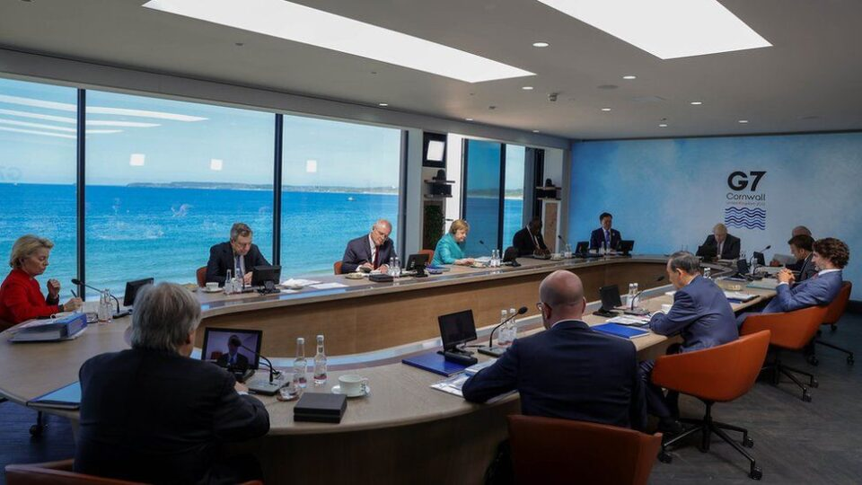 G7 Meet :   Biden Urges G7 Leaders To Create Unified Front to Counter China, Unveiled B3W Infrastructure Plan