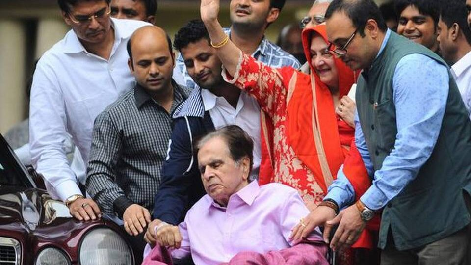 98 Year Old Legendary Actor Dilip Kumar Admitted In ICU