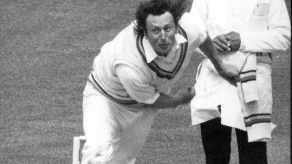 1970's England's Finest Bowler Mike Hendrick Died In Age 72