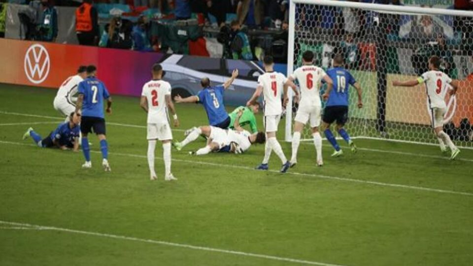 Euro Cup 2020 : Italy Beats England, 3-2 In Penalties