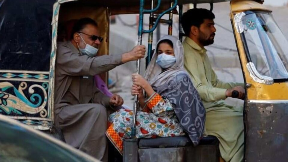 Pakistan Records Highest Daily COVID-19 Cases, Over One Million Recorded Infected Since It's Breakout, Over 23,000 Death