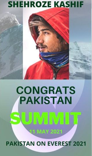 19 Years Old Pakistani Teenager Conquers World's Top Peak – Mount Everest
