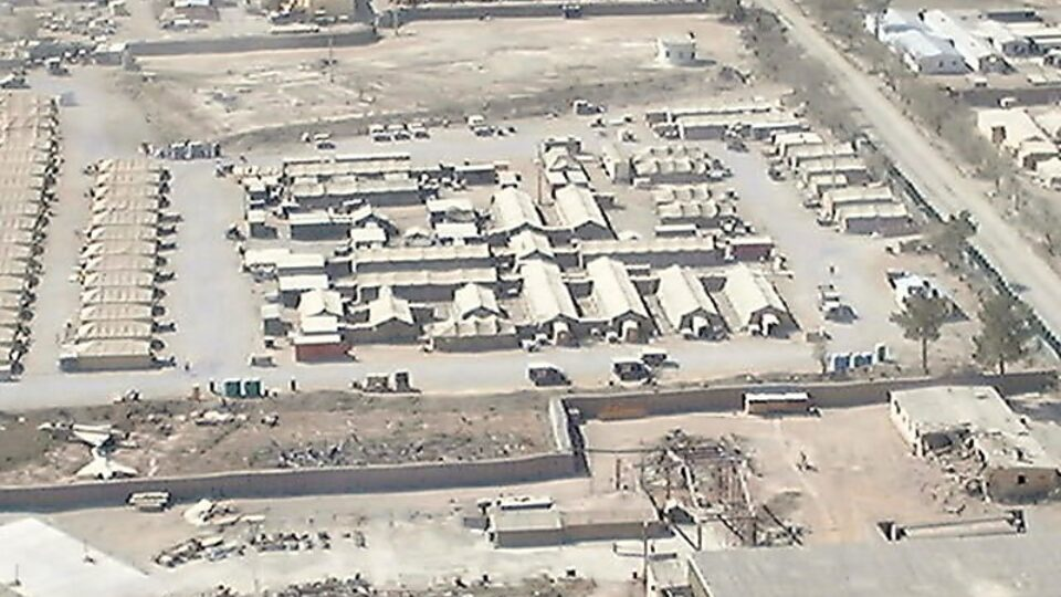 U.S. Forces Vacate Bagram Base In Afghanistan, Taleban Stresses To Speed Up Peace Process For A Peaceful Solution