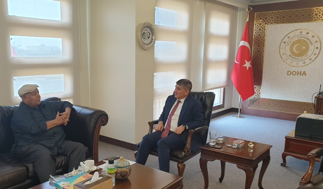 Feature: 'Robust Turkey-Qatar Ties Are In The Interest Of People In The Region And The World At Large', Envoy