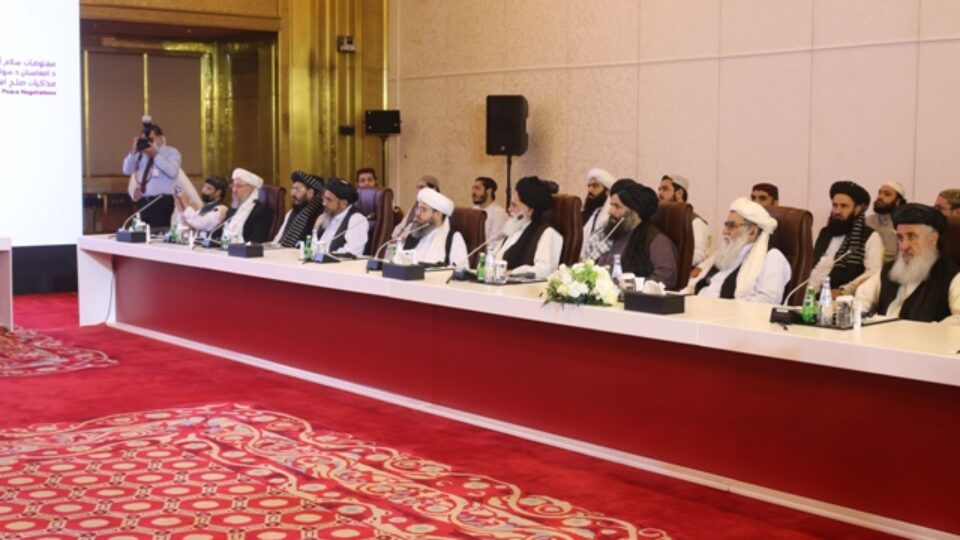 Afghan Govt and Taliban Agree To Continue Peace Dialogue, Joint Communique Announced