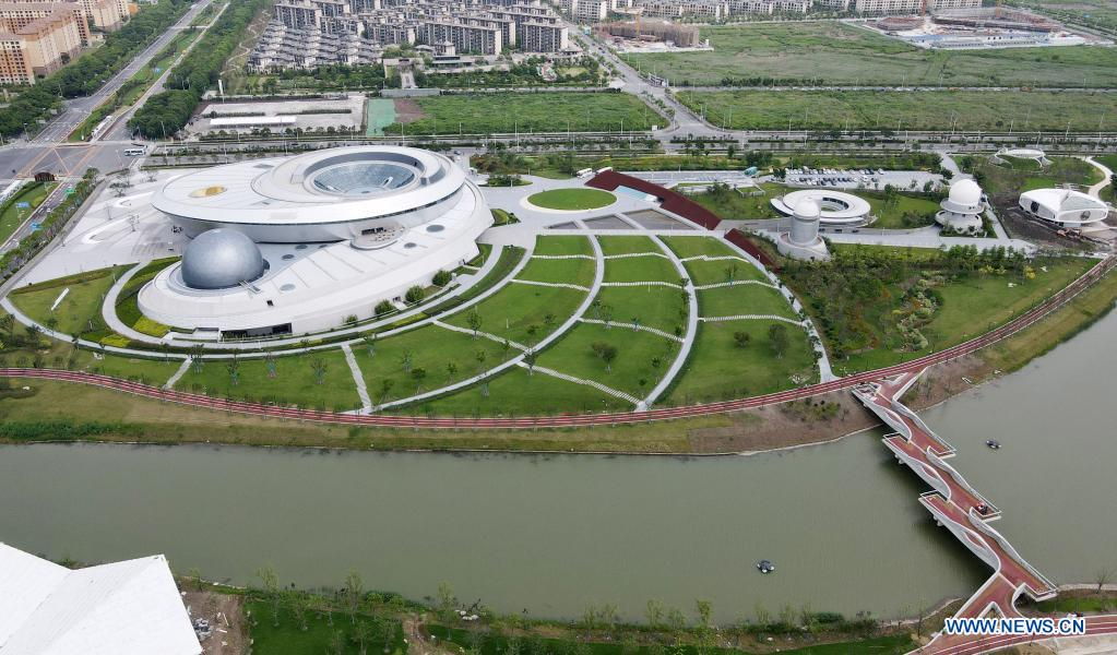 World's Largest Planetarium To Open On July 17 In Shanghai