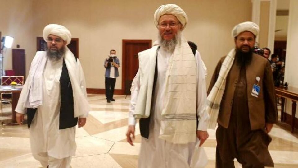 3-Day Meet On Afghan Conflict Ends With Call To Accelerate Peace Process