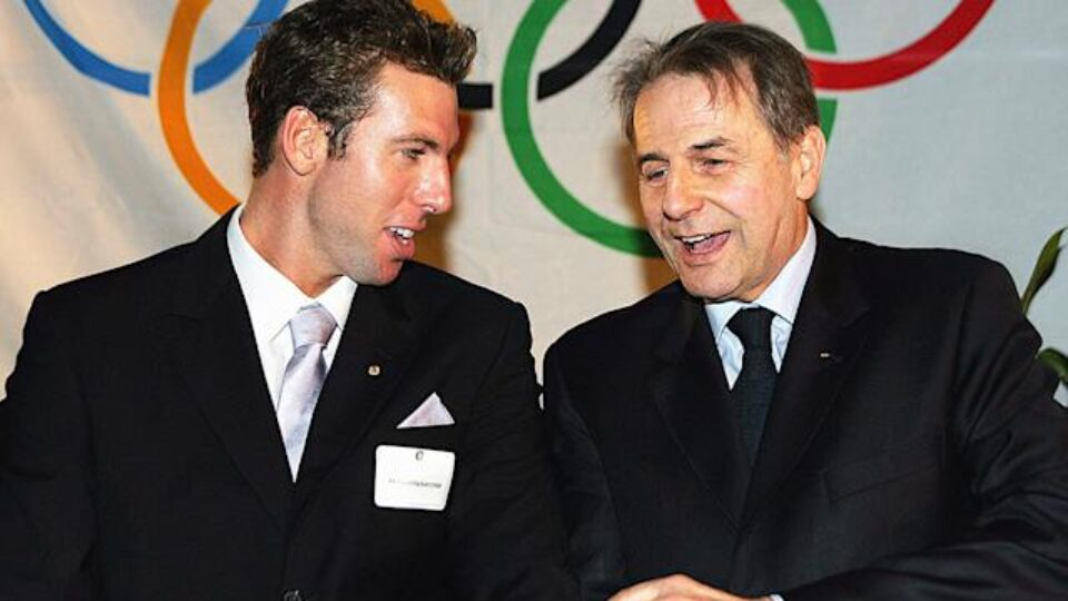 Former IOC President Jacques Rogge at 79 Passed Away
