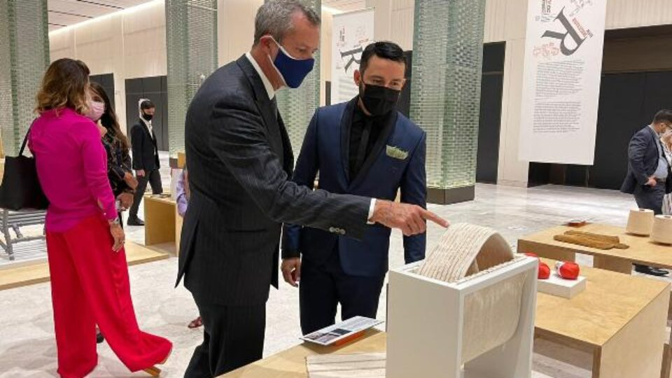 Qatar: An Innovative Traveling Exhibition That  Showcases Beauty of Reused Products