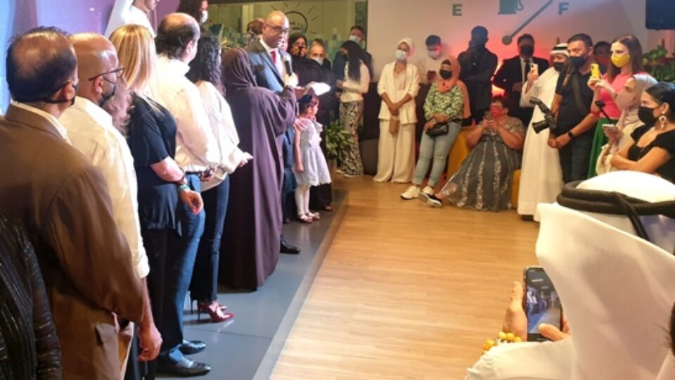 Qatar: Where Amazing Work of Local Artists Brought About Refreshing 'Changes'