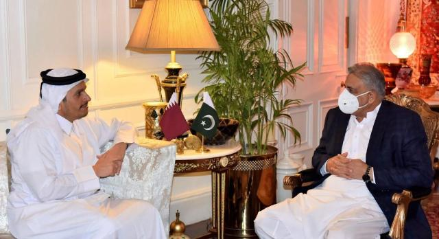 Pakistan-Qatar Press for Release of Frozen Afghan Assets