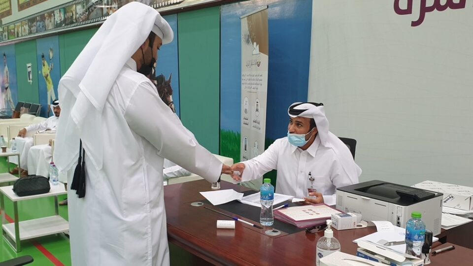 Qataris Cast First Ever Vote To Choose 30 Members in House of 45 Members.  234 Including 26 Female Contested