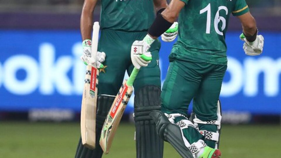 Pakistan Made History Beat India With 10 Wickets in 2021 T20 World Cup